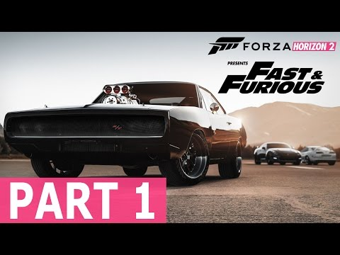 Forza Horizon 2 Presents Fast & Furious - Let's Play - Part 1 -