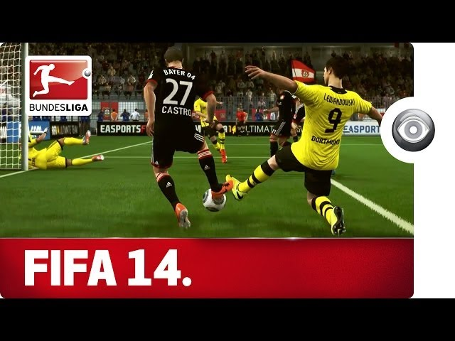 Bayer 04 Leverkusen vs. Borussia Dortmund - FIFA 14 Prediction with EA SPORTS