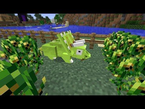 Hình ảnh trong video Minecraft Dinosaurs - Part 84 - Spinosaurus