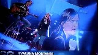 "EVALUNA MONTANER ""ONLY HOPE"" HIJA DE RICARDO MONTANER"