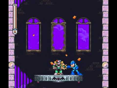 Mega Man 7, Shade Man Perfect Run (Buster Only)