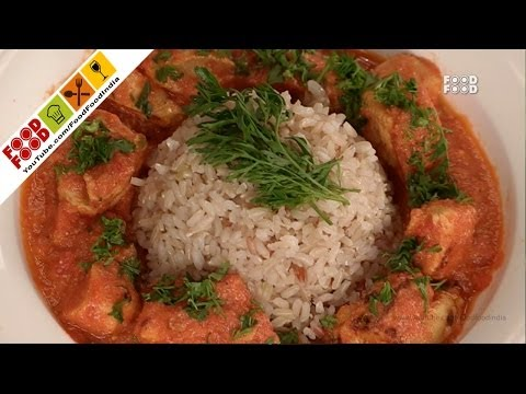 Butter Chicken | Food Food India - Fat To Fit | Healthy Recipes