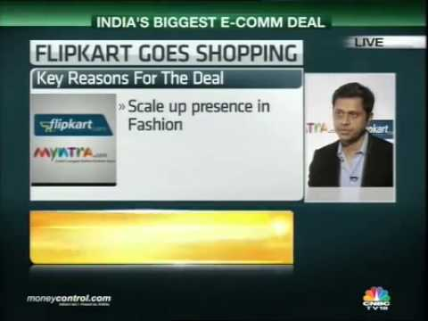 Fashion to be largest category for next few years: Flipkart -  Part 3