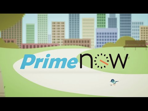 Amazon Prime Air - the new customer service delivery test flight [30 minute delivery]