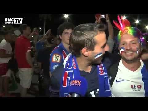 Football / Les spectateurs à Salvador ont apprécié le spectacle - 21/06