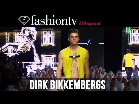Dirk Bikkembergs Spring/Summer 2015 SPORT COUTURE | MIlan Men's Fashion Week | FashionTV