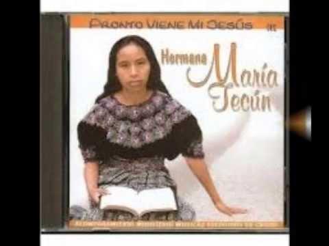 MARIA TECUN - Dame Poder vencer al enemigo . Musica Cristiana de Guatemala