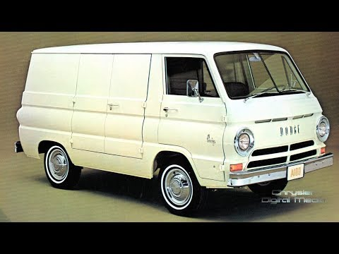 A Brief History of Ram Vans with Brandt Rosenbusch
