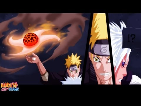 Naruto Chapter 673 Preview/Predictions -- Naruto's Perfect Bijuu Mode? ナルト Sasuke's New Doujutsu?!
