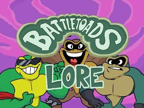 LORE -- Battletoads Lore in a Minute!