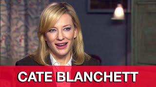 Cate Blanchett Cinderella Interview