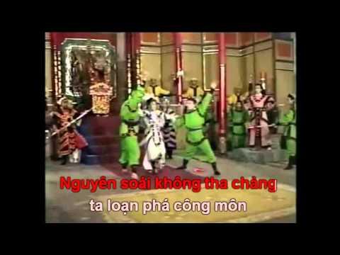 Karaoke Liên khúc Hồ Quảng Mộc Quế Anh dâng cây 2