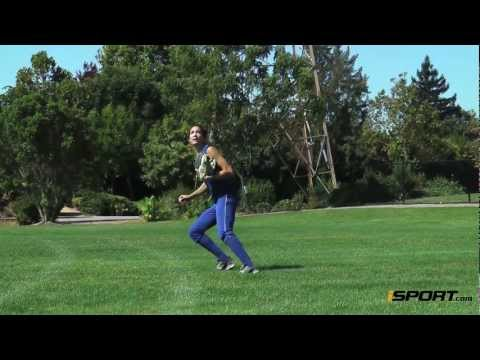 How to Catch a Fly Ball in Softball