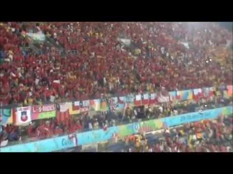 Chile vs Australia 3 a 1 Gol Beausejour