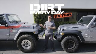 Jeep JL spotters guide - Dirt Every Day Extra. MotorTrend.
