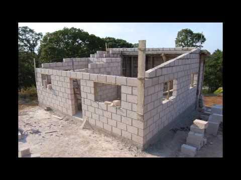 Construccion casa sillar segunda parte youtube for Construccion de chimeneas para casas
