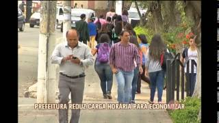 Prefeitura de Te�filo Otoni reduz jornada de trabalho para economizar