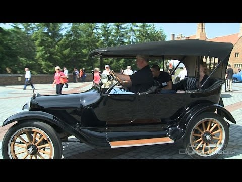 Dodge 100 | 1915 Touring Car Ride-Along