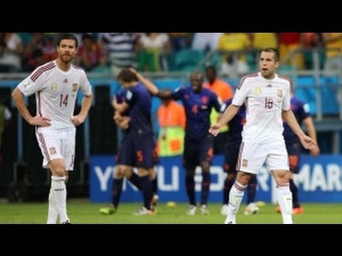 Eduardo Vargas GOAL 2-0 Chile vs Spain 2014 FIFA World Cup