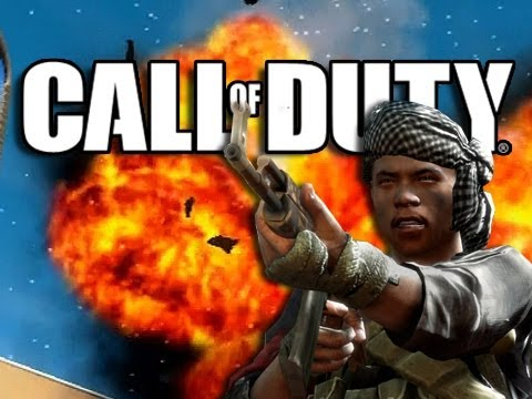 Call of Duty Funny Moments with the Crew! (What's Your Twitter, Girl?)