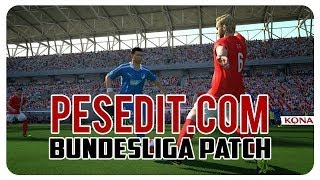 PESEdit.com 2014 Patch 4.4 FULL Bundesliga PES 2014