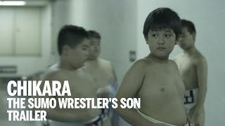 CHIKARA THE SUMO WRESTLER'S SON Trailer TIFF Kids 2014
