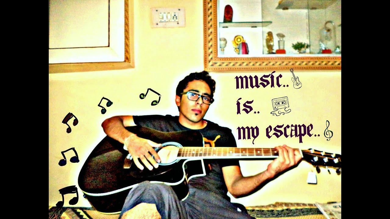 Baarish Yaariyan( Iss dard e dil ki sifarish ) Guitar Cover - YouTube