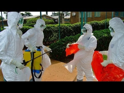 Doctors Without Borders\' Anja Wolz talks about the effort to contain a deadly Ebola outbreak in Guinea.