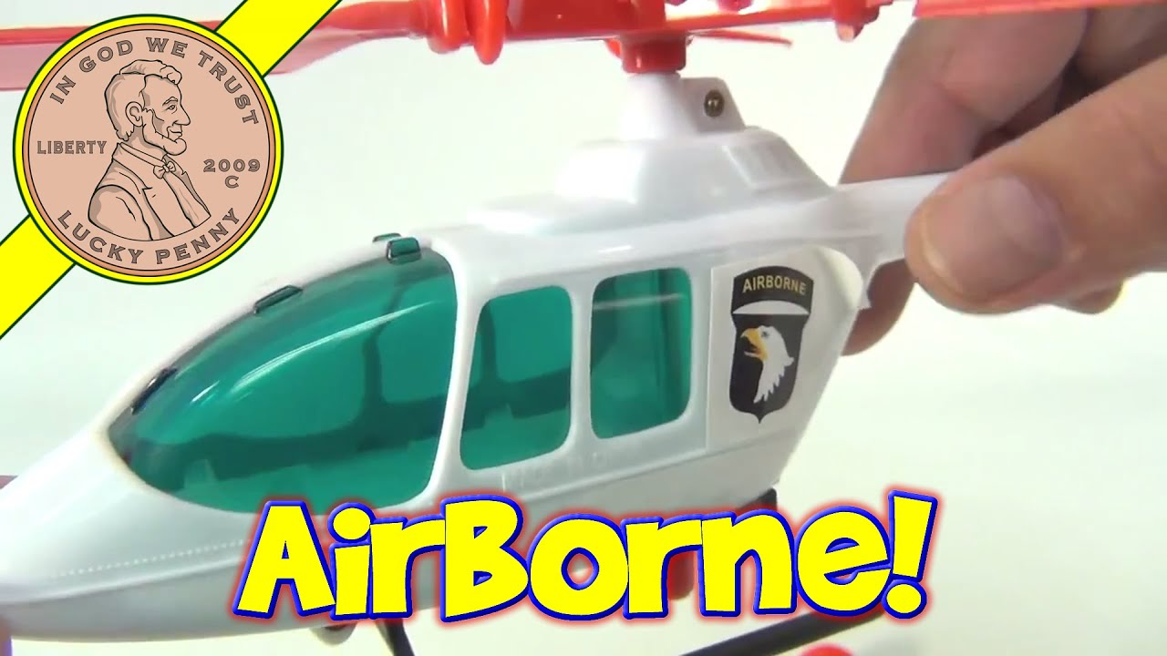 mattel vertibird helicopter toy with Watch on Vertibird further Page 3 furthermore pm 0 searchkeywords Helo sin d921 in addition 131949385254 additionally Watch.