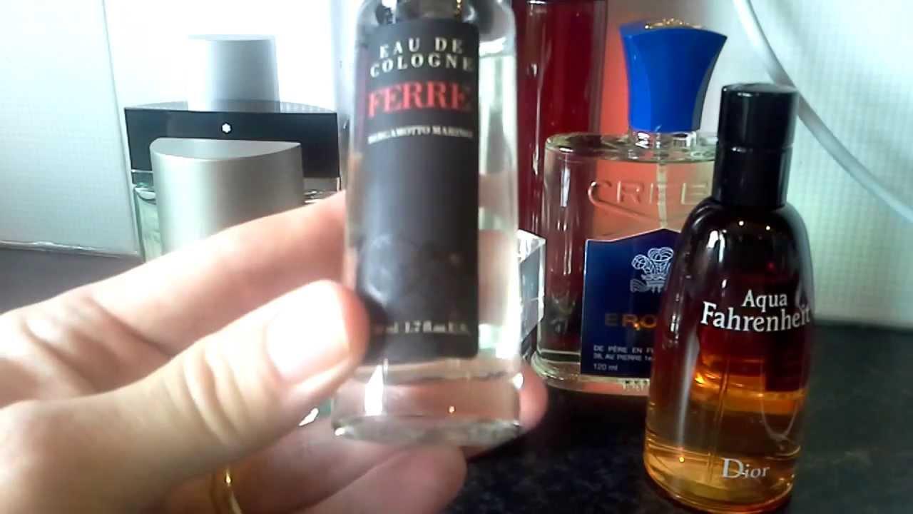 Top 10 Summer Fragrances Colognes For Men 2013 Youtube