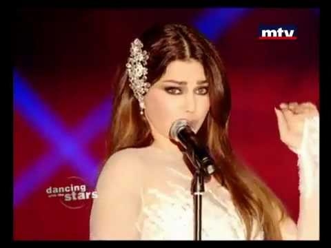Haifa Wehbe - Bahrab Min Einek (Dancing With The Stars on MTV lb)