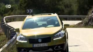 سوزوكي SX4 S-Cross | عالم السرعة
