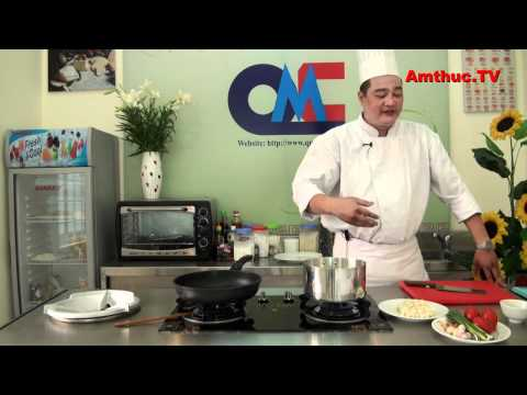 Cách làm món Bún riêu cua (Vào bếp cùng Sao - số 67) - tapchiamthuc.vn