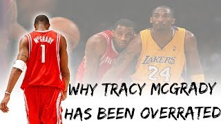 Why Tracy McGrady Has Been Overrated