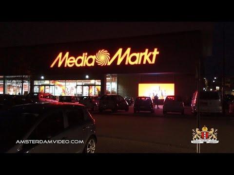Fun Shopping At MediaMarkt Amsterdam Osdorp Akerpoort (2.1.14 - Day 1311)