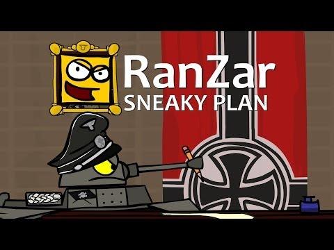Tanktoon #62 -  Tajný plán