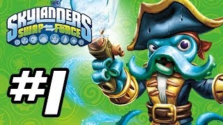 Skylanders Swap Force Gameplay Walkthrough Part 1