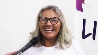 Aluna defende participação feminina na política
