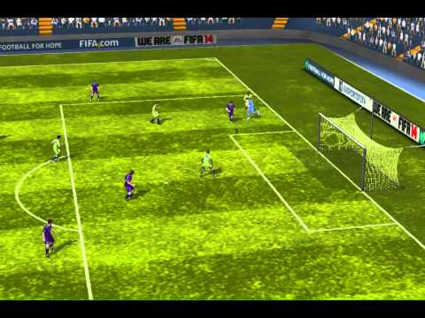 FIFA 14 iPhone/iPad - Garces United vs. Perth Glory FC