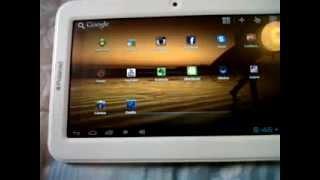 Review De La Tablet Polaroid 7, Android 4.0