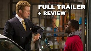 Get Hard Official Trailer + Trailer Review - Kevin Hart, Will Ferrell : Beyond The Trailer
