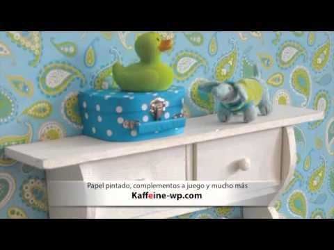 Papel pintado y cenefas infantiles