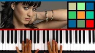 "How To Play ""Last Friday Night (T.G.I.F.)"" Piano Tutorial"