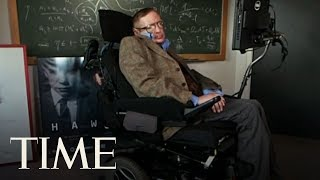 Stephen Hawking's Most Memorable Quotes About Space, Physics & Theory Of Everything   TIME