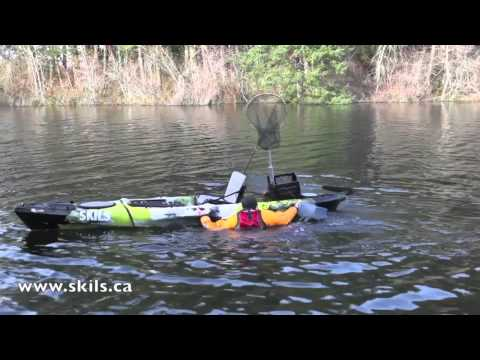 Sot and Fishing Kayak Rescues (Full Version)