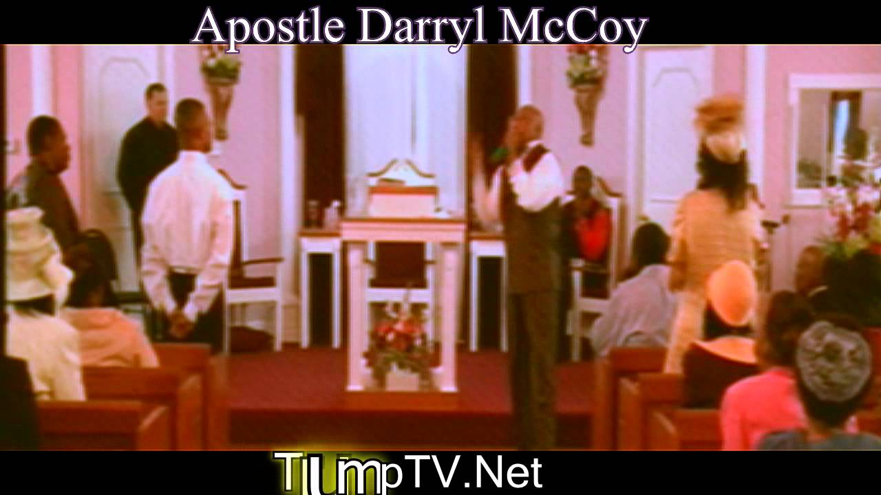 apostle darryl g  mccoy  u0026quot waiting on the lord u0026quot