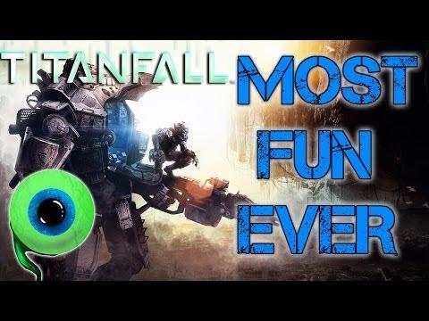 Titanfall Beta | MOST FUN EVER | PC Version Max Settings