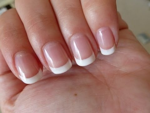 Youtube French Manicure Gel 43