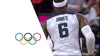 USA v AUS - Men's Basketball Quarterfinal | London 2012 Olympics