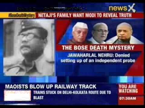 Netaji's family want Narendra Modi to reveal truth